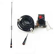 mobile radioamatööriharrastuksen antenni antenni 400-470mhz metalli-auton antenni mount haltija 5m antennikaapeli asennettuina