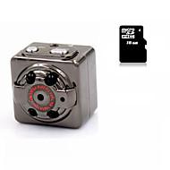 Sport Mini Camera HYQ8 DV Voice Video Recorder Infrared Night Vision Digital Hidden Camcorder with 16G MicroSD