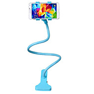 Phone Holder Stand Mount Desk / Bed 360° Rotation / Adjustable Stand ABS for Mobile Phone