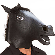 Halloween Masks Animal Mask Horse Head Holiday Supplies Halloween Masquerade 1