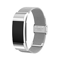 Fitbit Charge 2 Strap Band Replacement Stainless Steel Bracelet Strap Wristband for Fitbit Charge 2