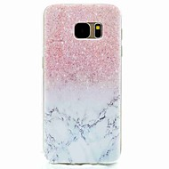 Για Samsung Galaxy s7 άκρη s7 μάρμαρο πρότυπο tpu τηλέφωνο περίπτωση s5 μίνι s5