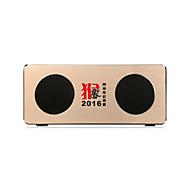 Wireless Bluetooth Speaker Wooden Household Phone Flat-Panel Audio