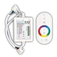 z®zdm 216W draadloze rf ontroerende rbg led strip controller met ontvanger (DC 12 ~ 24V) \ n