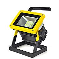 Luci Lanterne e lampade da tenda LED 2000 Lumens 1 Modo LED 18650 Angolare / Emergenza / UltraleggeroCampeggio/Escursionismo/Speleologia
