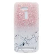 For asus zb551kl zb452kg gradient mønster høj permeabilitet tpu materiale telefon shell
