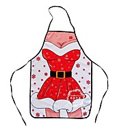 The New Style Woman Sexy Apron Christmas Decorations Christmas Apron