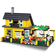 For Gift  Building Blocks Plastic 5 to 7 Years / 8 to 13 Years Toys 449PCS