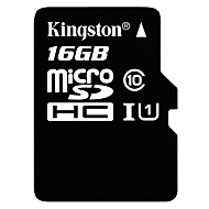 Kingston 16GB Micro SD kartica TF kartica memorijska kartica UHS-I U1 Class10