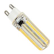 5W G9 / G4 / G8 LED kukorica izzók T 152 SMD 3014 480 lm Meleg fehér / Hideg fehér Állítható / Dekoratív AC 220-240 / 110-120 V 2 db.