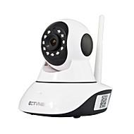 cctvman wi-fi sem fio da câmera de visão noturna 720p de rotação pan tilt ir ONVIF CCTV câmera de vigilância para smartphone