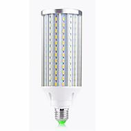 80W E26/E27 LEDコーン型電球 G80 210LED SMD 5733 1600LM lm 温白色 / クールホワイト 装飾用 交流220から240 V 1個