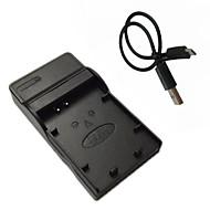 キヤノンLP-E12ののEOSメートル平方メートルM10 100dのためのlpe12マイクロUSBモバイルカメラのバッテリー充電器