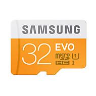 Samsung 32GB Micro SD kort TF Card hukommelseskort UHS-1 Class10 EVO