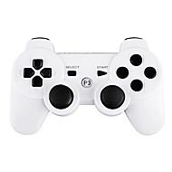 Controle DualShock 3 Sem Fio Branco para Sony PlayStation 3