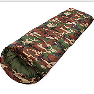 Vreća za spavanje Pravokutna vreća Za jednu osobu 10 Hollow PamukX30 Pješačenje Kampiranje Unutrašnji Putovanje OutdoorVodootporno