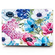 caja de la computadora MacBook flor de la acuarela para el macbook air11 13 PRO13 / / 15 / Pro con retina13 15 macbook12