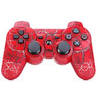소니 PS3의 무선 듀얼 쇼크 여섯 축 블루투스 컨트롤러 (여러 가지 빛깔의)