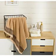 Badehåndkle SettMønstret Høy kvalitet 100% Bomull Håndkle