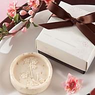 tatil hediye, mini kiraz çiçeği şekli sabun (rastgele renk)