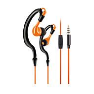 Neutral produkt KM-R02 Hovedtelefoner (I Øret)ForMedieafspiller/Tablet ComputerWithMed Mikrofon DJ Lydstyrke Kontrol FM Radio Gaming