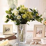 """25.6 """"hoge kwaliteit aritificial gardenia voor home decor 1pc / set"""