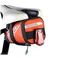 ROSWHEEL® 자전거 가방자전거 새들 백 백팩 악세사리 방수 건조 자루 방수 비 방지 반사 스트립 착용할 수 있는 싸이클 가방 싸이클 백 사이클링 17*8*7