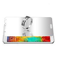 spejl skærmbeskytter til Samsung Galaxy Note 4