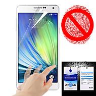 matt képernyővédő fólia Samsung Galaxy a3 (3 db)