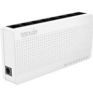 tenda S108 8 porte ethernet switch lille og smart desktop switch 8 * 10/100 Mbps RJ45-porte PoE networking switchs