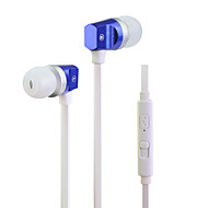 Nøytral Produkt HST-55 Øreplugg-hodetelefoner (i ørekanalen)ForMedie Avspiller/Tablett Mobiltelefon ComputerWithMed mikrofon DJ FM Radio