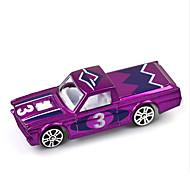 レーシングカー おもちゃ 車のおもちゃ 1:64 メタル プラスチック レッド プラモデル&組み立ておもちゃ