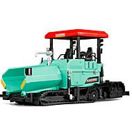 Construction Vehicle Toys Car Toys 1:48 Metal ABS Plastic Blue Model & Building Toy
