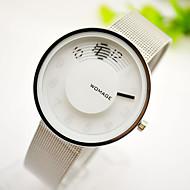 Mulheres Relógio de Moda Quartzo / Lega Banda Casual Branco marca
