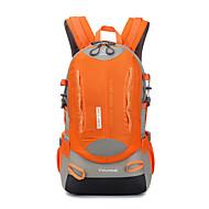 60 L Retkeilyreput Travel Duffel Backpack Kiipeily Sulkapallo Matkailu Lumiurheilu Juoksu Retkeily ja vaellus FitnessVedenkestävä Sateen