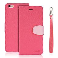 For Pung Kortholder Med stativ Flip Etui Heldækkende Etui Helfarve Hårdt Kunstlæder for XiaomiXiaomi Redmi 3 Xiaomi Redmi Note 3 Xiaomi