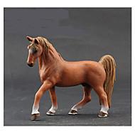 Model & Building Toy Toys Novelty Horse Plastic Khaki For Boys For Girls