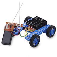 Rak kraljevstvo DIY modela skupi igračke tehnologija sa daljinskim upravljačem motora mjenjača malom automobilu 36