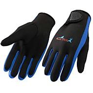 Ronjenje Rukavice Aktivnost i sport Rukavice Biciklističke rukavice Cijeli prst Muškarci Žene DječjiUgrijati Quick dry Anatomski dizajn