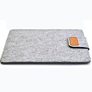 elma macbook air pro retina dizüstü durumlar için woolfelt kapak vaka 11 13 15 inçlik koruyucu laptop çantası kol dropshipping kapağı