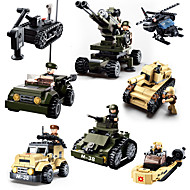 Toys For Gift  Building Blocks Model & Building Toy Tank Plastic 8 to 13 Years 14 Years & Up Rainbow Toys