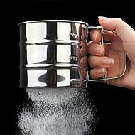 1 db tölcsér For Mert főzőedények Rozsdamentes acél Kreatív Konyha Gadget