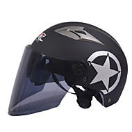 gxt M11 motocikl na pola kaciga dual-objektiv Harley krema kaciga ljeto unisex pogodan za 55-61cm s dugim čaj ogledalo leće