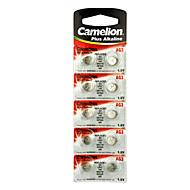 Camelion ag3 myntknappcell alkaliskt batteri 1.5v 10 pack
