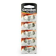 camelion AG10의 코인 셀 알칼리 버튼 전지의 1.5V 10pack