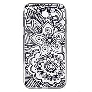 Voor Hoesje cover Transparant Patroon Achterkantje hoesje Mandala Zacht TPU voor Samsung J7 (2016) J7 J5 (2016) J5 J3 (2016) J3