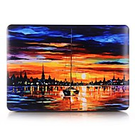 MacBook Funda para Pintura de óleo PVC Material