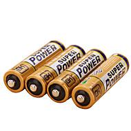 Aa Zink-Trockenbatterie 1,5V 60 Packung