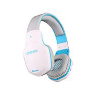 b3505 Bluetooth Sport-Headset Wireless-Gaming-Kopfhörer mit Mikrofon für iphone mac Smartphones pc Computer Laptops (weiß)