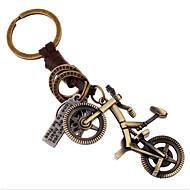 Key Chain Bicycle Key Chain Bronze Metal